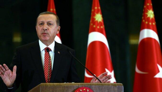Эрдоган: Турция не пропадет без российского газа