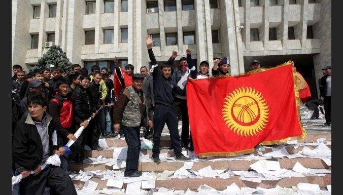 Риекстиньш: в Киргизстане находились 18 подданных Латвии