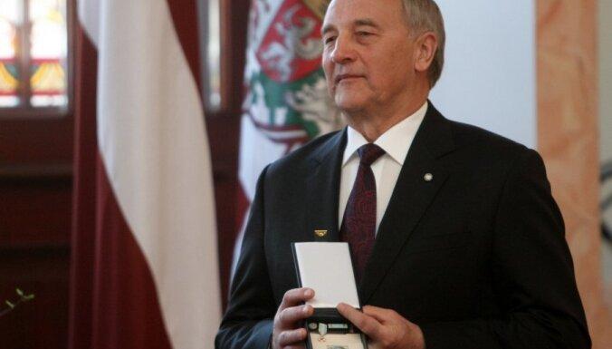 Президент Берзиньш предлагает реформу власти в Латвии