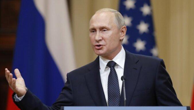 Путин предупредил о новой гонке вооружений: Европа поставит себя под угрозу