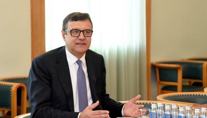 Министр финансов: падение налоговых сборов в казну может оказаться меньше, чем мы думали