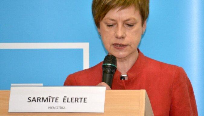 Сармите Элерте: надо забрать Rīgas satiksme у столичной думы
