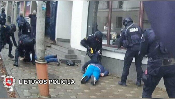 В Литве будут судить граждан Латвии: два покушения, слежка и хранение оружия