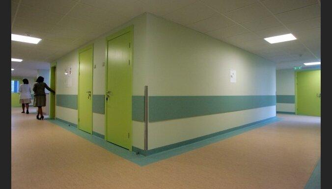 Bērnu slimnīcā par 507 117 latiem veiks rekonstrukcijas darbus