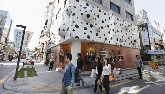 Pēc Covid-19 uzliesmojuma Seulas naktsklubos Dienvidkorejā samazinājies jaunu inficēšanās gadījumu skaits