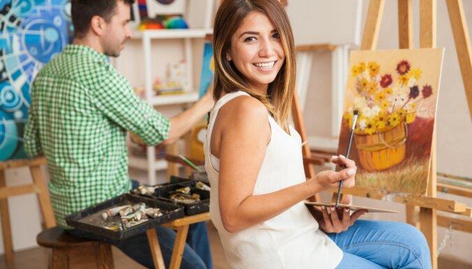 Pieci iemesli, lai pievērstos hobijiem