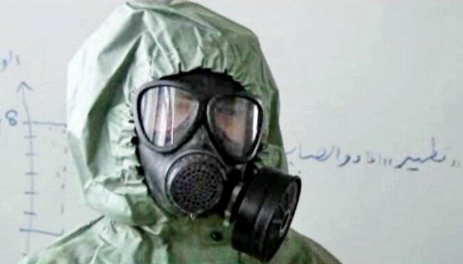 Sarkanais Krusts: ķīmisko ieroču uzbrukumā Mosulā ievainoti septiņi cilvēki