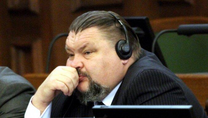 Кравцов разочаровался в работе депутатов Сейма