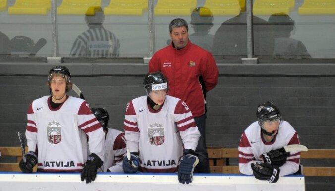 МЧМ: сборная Латвии забросила словенцам десять безответных шайб