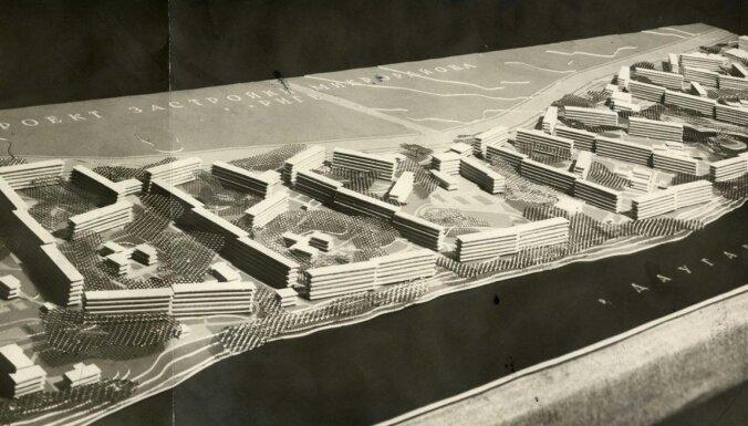 Arhitektūras muzejā būs skatāma izstāde 'Mikrorajoni. Spožums un posts'