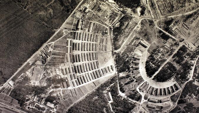 Būhenvaldes koncentrācijas nometnē uzsāk nacistu tuneļu meklēšanu