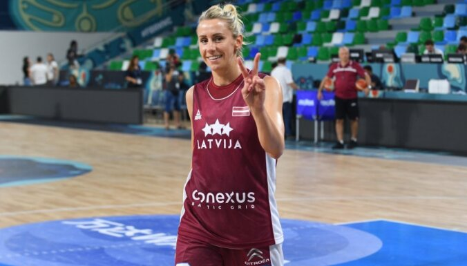 Baško noslēdz basketbolistes karjeru un kļūst par sieviešu izlases ģenerālmenedžeri