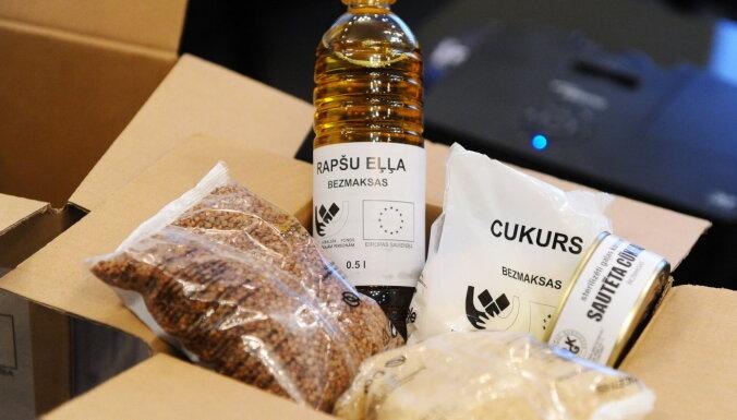 Рига обеспечит воспитанников специальных учебных учреждений продуктовыми пакетами