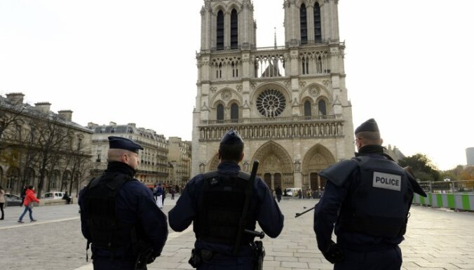 Нескольких жителей Британии заподозрили в связях с парижскими террористами