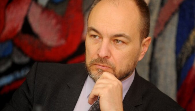 Передача: в правительство Кучинскиса может войти Парадниекс