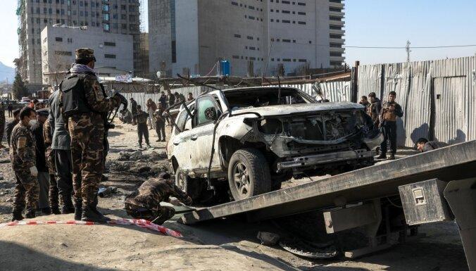 Sprādzienā nogalināts Kabulas gubernatora vietnieks