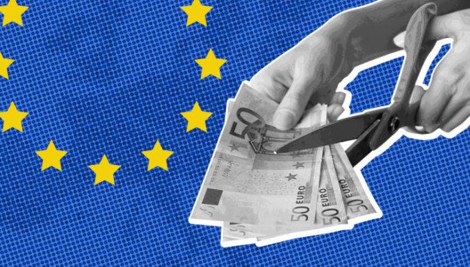 Brexit лишил Евросоюз 75 миллиардов евро