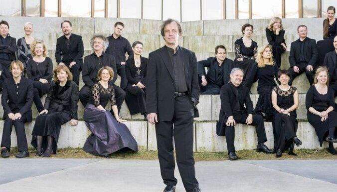 Festivālu 'Eiropas Ziemassvētki' atklās Dānijas baroka orķestris 'Concerto Copenhagen'
