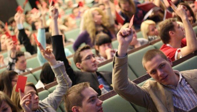 RPIVA likvidācija: Studentu apvienība kritizē IZM par demokrātijas trūkumu