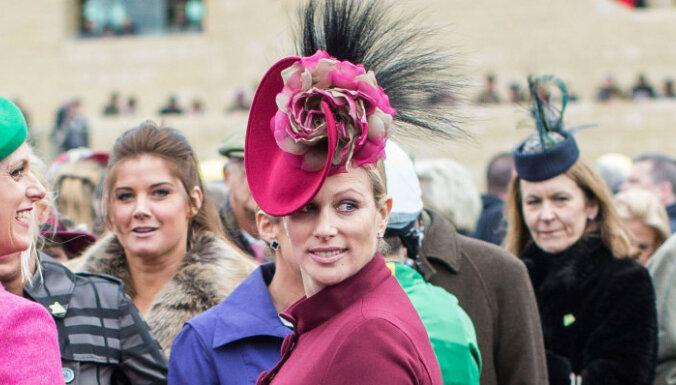 Arī karalienes Elizabetes mazmeita gaidībās apbur ar eleganci