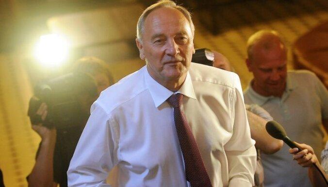 Президентом Латвии стал Андрис Берзиньш