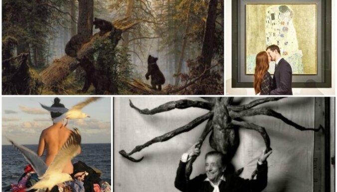 Mākslas cienītāju 'iztikas minimums': 10 skaisti muzeju 'Instagram' konti
