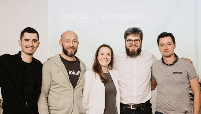 Latvijas jaunuzņēmumu asociācija 'Startin.LV' ievēlējusi jaunu valdi