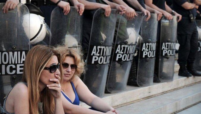 SVF noliedz, ka būtu Grieķijai ieteicis slēgt valsts raidorganizāciju