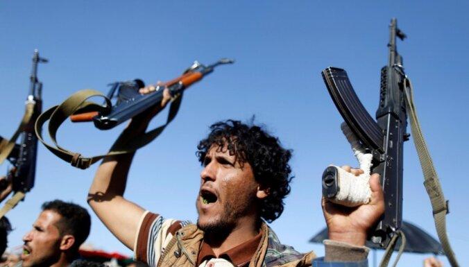 Saūda Arābija apsūdz Irānu tiešā agresijā