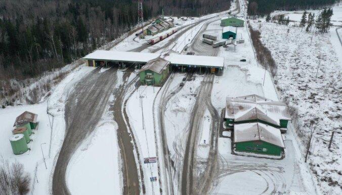Robežšķērsošanas vietas 'Grebņeva' modernizācijā ieguldīs 1,19 miljonus eiro