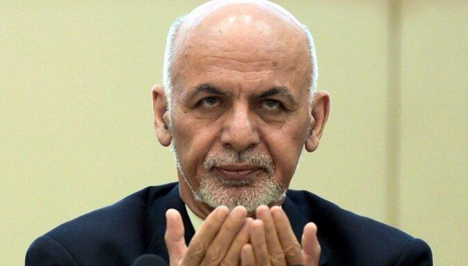 Afganistānas prezidents sāk procesu 2000 ieslodzīto talibu atbrīvošanai