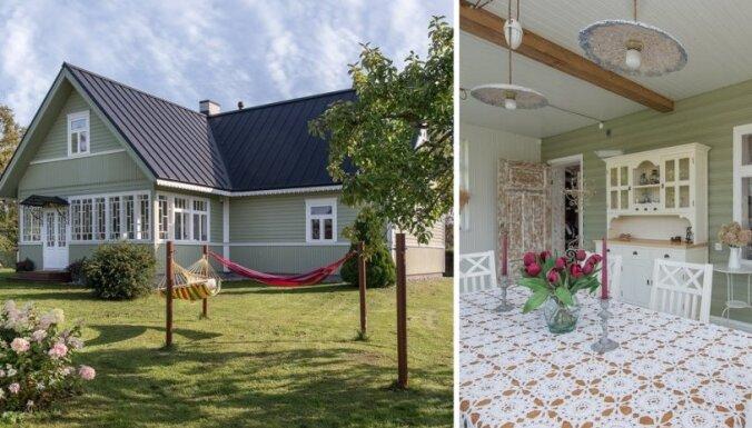 ФОТО. Жемчужина скандинавского стиля - уютный деревянный дом в Эстонии
