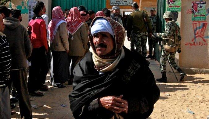 Бедуины поддержали египетскую военную операцию на Синае