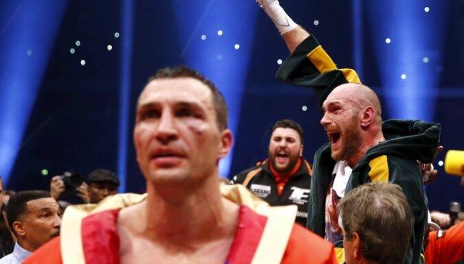 Wladimir Klitschko v Tyson Fury WBA, IBF & WBO