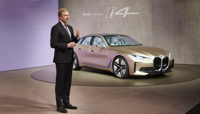 BMW šefs: 'Tesla' zaudēs līderību elektromobiļu tirgū