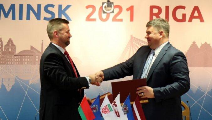 LHF prezidents Kalvītis: kopā ar Minsku esam vērā ņemams spēks