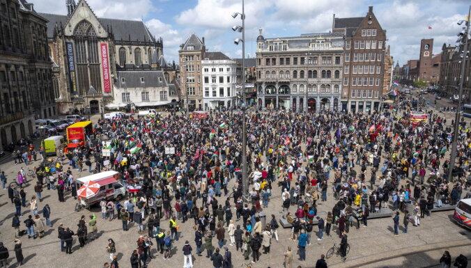 Nīderlande atļaus atsākt darbu zooloģiskajiem dārziem, sporta zālēm un prostitūtām