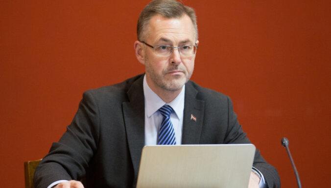 Лоскутов заменил Кариньша на посту депутата Европарламента