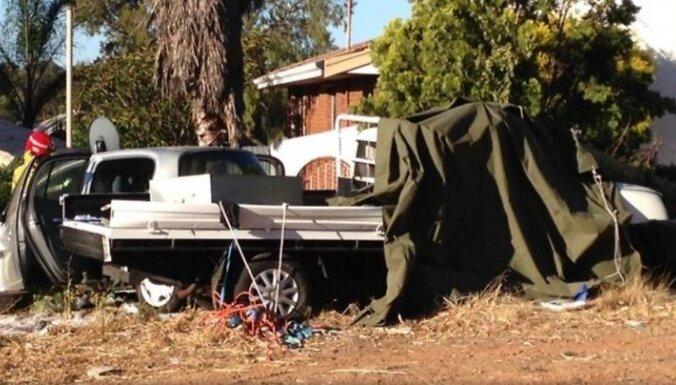 Viens igaunis gājis bojā un divi smagi cietuši autoavārijā Austrālijā