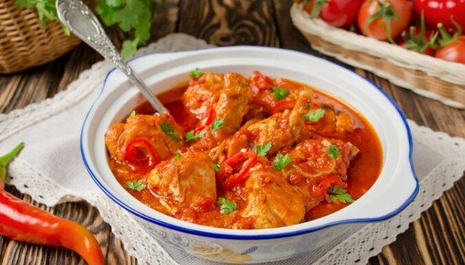 Азбука кухни: Семь лучших специй для блюд из курицы