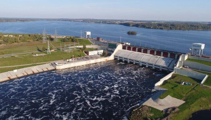 Pirmajā ceturksnī Daugavas HES saražoja 768 GWh