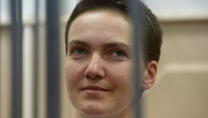 ФСИН начала сбор документов для выдачи Савченко
