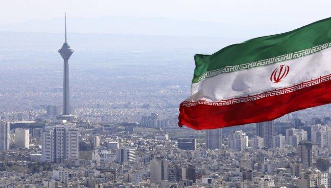 Irāna sola turpināt attīstīt kodolprogrammu, neskatoties uz ASV sankcijām