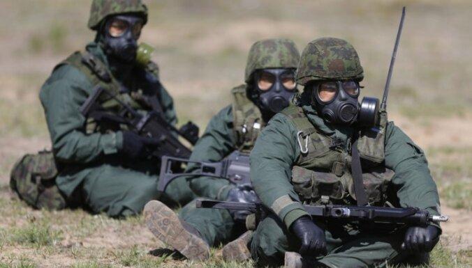 НАТО передало армии Литвы еще 142 новых грузовика Unimog