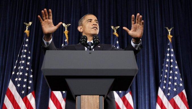 Obama neizslēdz citas ASV specdienestu akcijas Pakistānā
