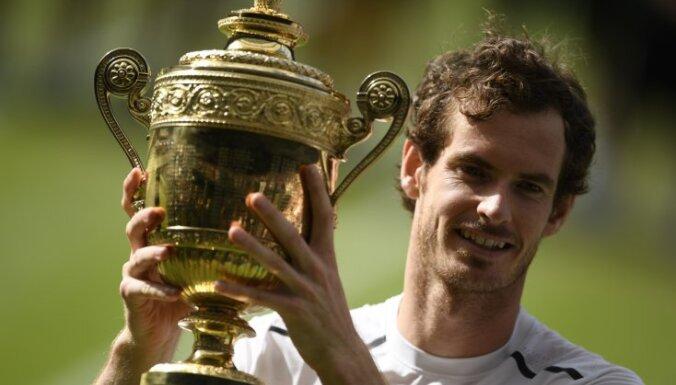 Елизавета II присвоила титул рыцаря теннисисту Энди Маррею