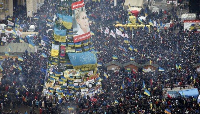 Украина: переговоры по евроинтеграции снова приостановили
