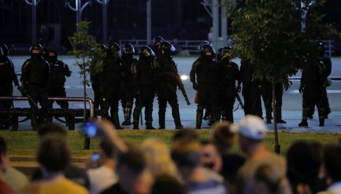 Массовые протесты в Беларуси: что известно к вечеру четверга (дополнено в 19.30)