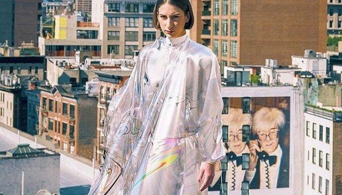 Платье за тысячи долларов: купить можно, носить нельзя. Будущее моды?