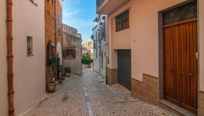 Sicīlijas šarms: Itālijā mājas pārdod nu jau par 2 eiro